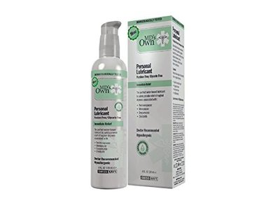 MD's OWN Paraben and Glycerin Free Personal Lubricant, 4 oz