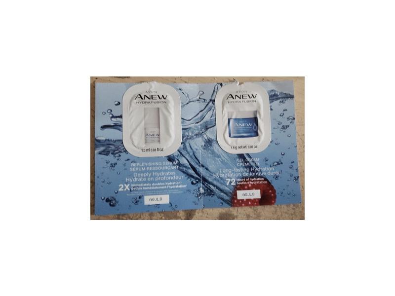 Avon Anew Hydra Fusion Replenishing Serum, 1.0 fl oz