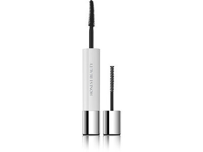 Honest Beauty Truly Lush Mascara + Primer, Black, 0.28 oz