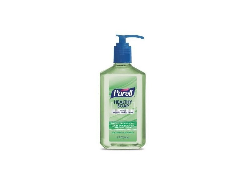Purell Healthy Soap, Soothing Cucumber, 12 fl oz