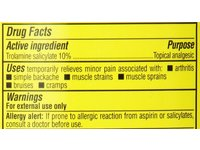 Aspercreme Pain Relieving Lotion With Aloe, 6 fl oz - Image 5