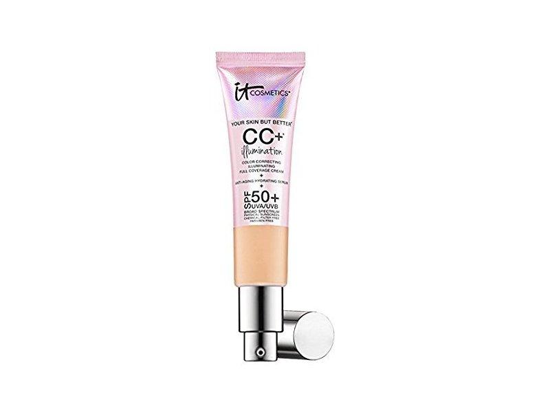 It Cosmetics CC + Illumination SPF 50+, Fair, 1.08 oz
