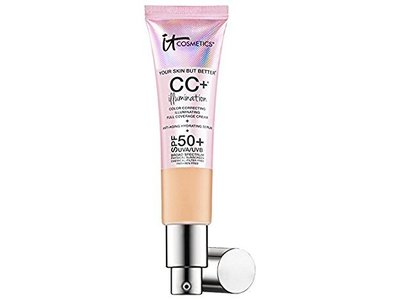It Cosmetics CC + Illumination SPF 50+, Fair, 1.08 oz