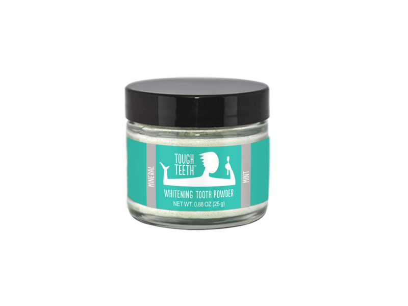 PrimalPitPaste Tough Teeth Refreshing Tooth Powder, 0.88 oz