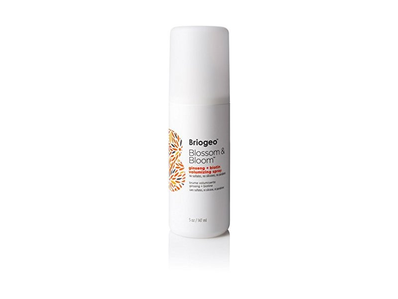 Briogeo Blossom & Bloom Ginseng + Biotin Volumizing Blow Dry Spray, 5 oz