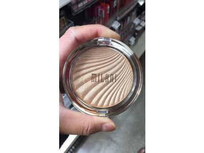 Milani Strobelight Instant Glow Powder, Sunglow 03, .3 oz - Image 3