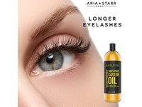 Aria Starr Castor Oil Cold Pressed - 16 FL OZ - Image 5