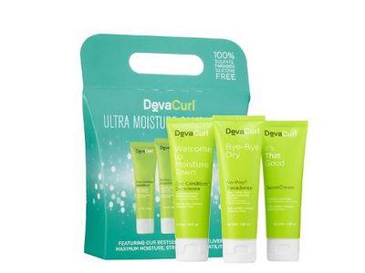 DevaCurl Ultra Moisture Sampler Kit