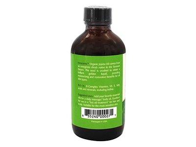 Inesscents Aromatic Botanicals Golden Jojoba Oil, 4 fl oz - Image 4