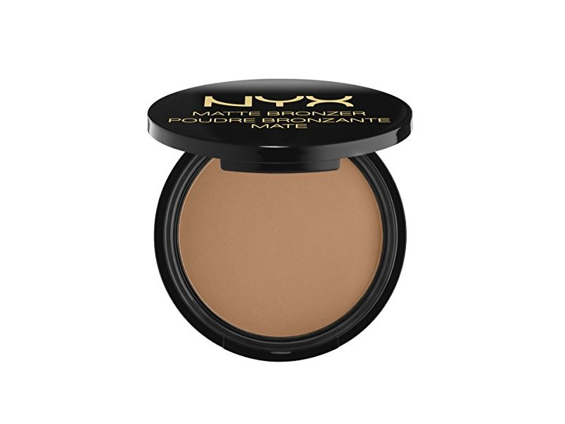 NYX Cosmetics Matte Bronzer, Medium, 0.33 oz