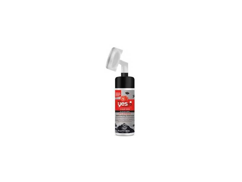 Yes To Tomatoes Charcoal Anti-Pollution Oxygenated Foaming Cleanser