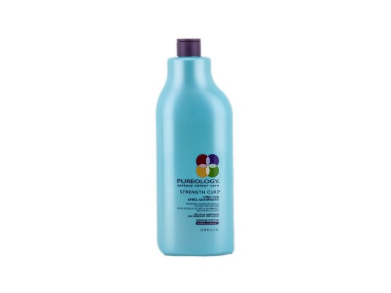 Pureology Strength Cure Conditioner, 33.8 oz