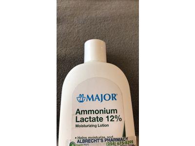Major Pharmaceuticals Ammonium Lactate Lotion 12% 396 g (14 oz) - Image 3