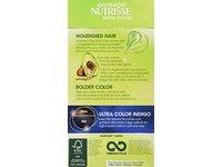 Garnier Nutrisse Ultra Color Nourishing Hair Color Creme, IN1 Dark Intense Indigo - Image 4