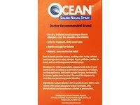 Ocean Saline Nasal Spray, Buddy Pack, 1.5 Ounce & 0.76 Ounce Bottles - Image 3