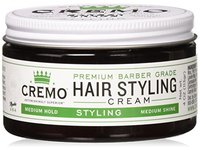 Cremo Hair Styling Cream, Medium Shine, 4 oz - Image 2