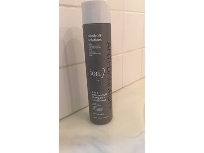 Ion 2 In 1 Anti Dandruff Shampoo Conditioner Ingredients And Reviews