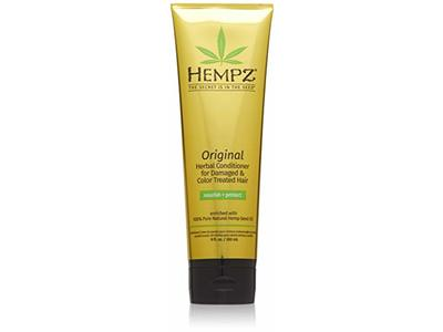 Hempz Original Herbal Conditioner, White, Floral/Banana, 9 fl oz / 265 mL