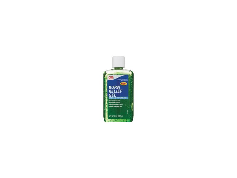 CVS Health Burn Relief Gel, 8 oz