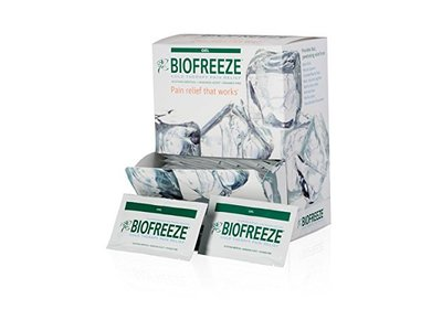 BioFreeze Professional Vanishing Scent Packet, 3 ml sample size