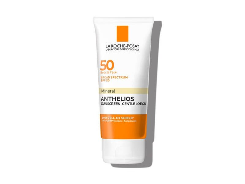 La Roche-Posay Anthelios Body and Face Mineral Sunscreen Lotion SPF 50