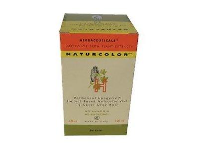 Naturcolor Permanent Spagyric Herbal Based Haircolor Gel, 3N Cola, 4 fl oz