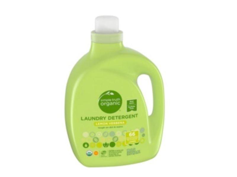 Simple Truth Organic Laundry Detergent, Lemon Verbena, 100 fl oz
