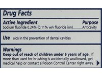 CloSYS Fluoride Toothpaste, 3.4 Ounce - Image 3