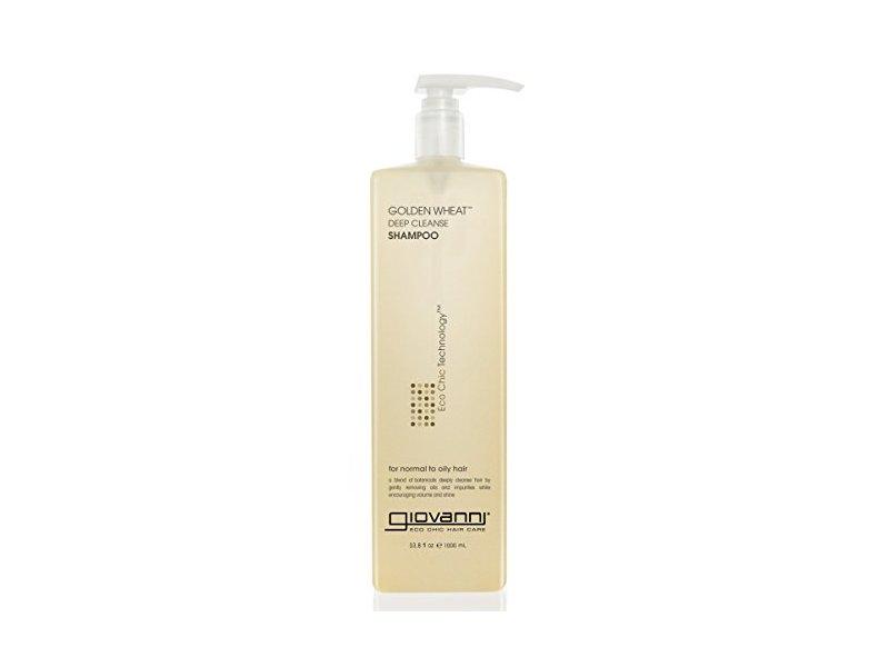 Giovanni Golden Wheat Shampoo, 33.8 Fluid Ounce