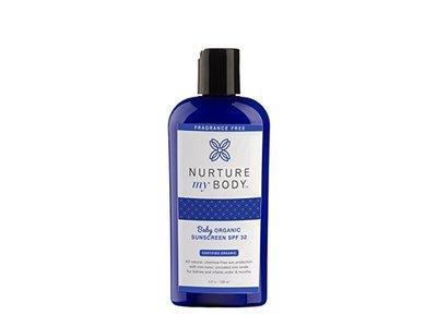 Nurture My Body Baby Organic Sunscreen, SPF 32