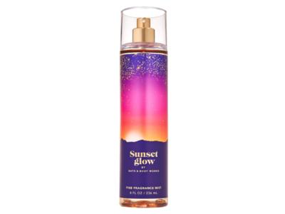 Bath & Body Works Fine Fragrance Mist, Sunset Glow, 8 fl oz/236 mL