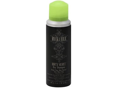 TIGI Rockaholic Dirty Secret Dry Shampoo, 2.5 oz (Pack of 3)