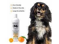 BarkLogic Sensitive Skin 2 in 1 Conditioning Tangerine Dog Shampoo - Image 7