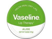 Vaseline Lip Therapy, Aloe, 0.6 oz - Image 2