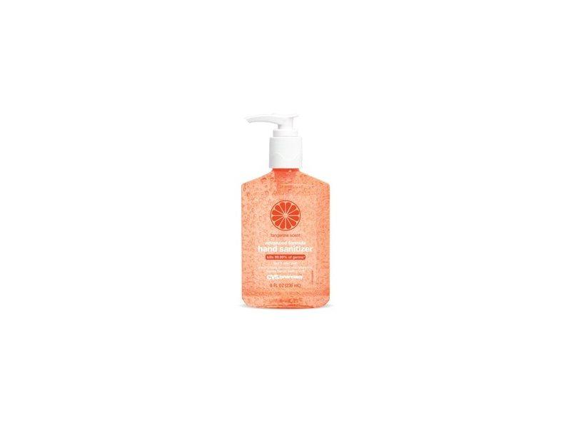 CVS Pharmacy Advanced Formula Hand Sanitizer, Tangerine