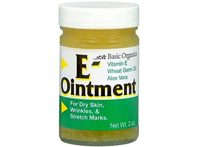 Basic Organics E-Ointment, 2 oz
