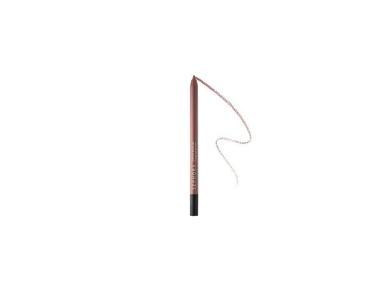 SEPHORA COLLECTION Rouge Gel Lip Liner, 02 nothin' but nude, 0.0176 oz
