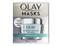 Olay Face Mask Gel Masks, Overnight Facial Moisturizer with Vitamin E for Hydrating Skin, 1.7 Fl Ounce - Image 5