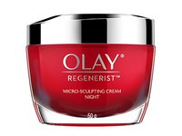 Olay Regenerist Micro-Sculpting Cream Night Advanced Anti-Ageing Moisturiser, 50g - Image 2