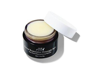 100% Pure Face: Moisturizer: Retinol Restorative Overnight Balm