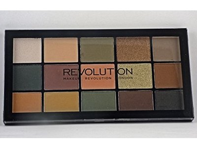 Makeup Revolution Eyeshadow Palette, Reloaded Division - Image 1
