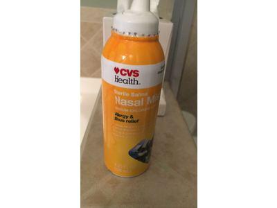 CVS Health Sterile Saline Nasal Mist, 4 25 fl oz Ingredients