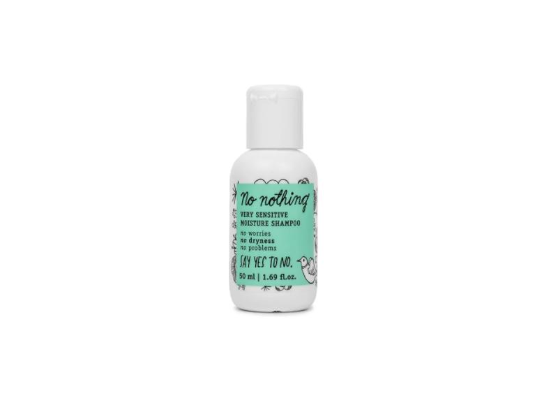 No Nothing Very Sensitive Moisture Shampoo, 1.69 fl oz