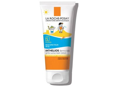 La Roche Posay Anthelios Dermo-Kids Sunscreen SPF 60 for Face & Body