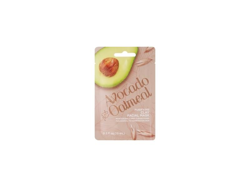 Avocado oatmeal facial mask sorry