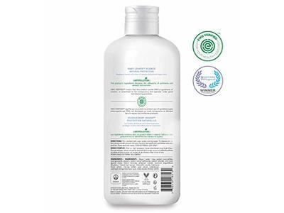 Attitude Baby Leaves, Hypoallergenic Bubble Bath & Body Wash, Almond Milk, 16 Fluid Ounce - Image 5