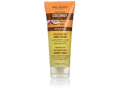 Marc Anthony True Professional Hand Cream, Hydrating Coconut Oil & Shea Butter, 3.4 fl oz