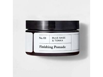 Goodfellow & Co No. 1 Blue Sage and Tonka Finishing Pomade, 4 oz / 113 g