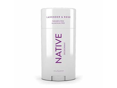Native Deodorant, Lavender & Rose, 2.65 oz