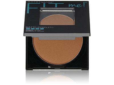 Maybelline New York Fit Me Matte Plus Poreless Powder, Mocha, 0.29 Ounce - Image 1